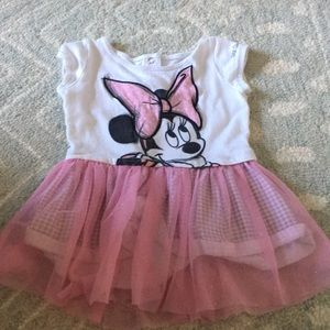 2t Minnie Mouse dress.